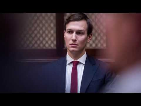 Kushner's Private E-mail Used For White House Business