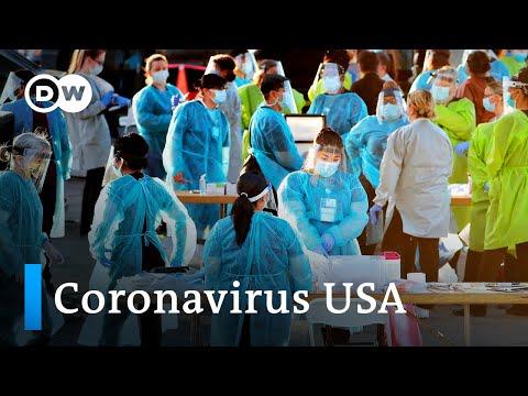 Coronavirus USA: Public anger grows as deaths top 140,000   DW News