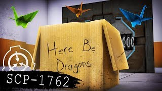 WHERE THE DRAGONS WENT SCP-1762 Minecraft SCP Animation
