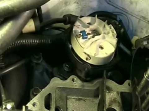 43L 53L Chevy Vortec Distributor install - YouTube