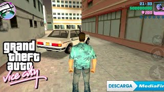 DESCARGA GRAND THEFT AUTO VICE CITY PARA ANDROID