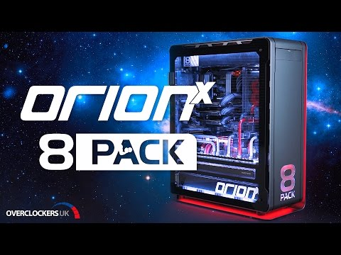8Pack: OrionX Prepare for Launch!