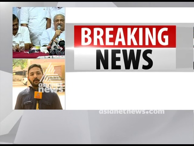 Election 2019   PJ Joseph likely to contest from Kottayam