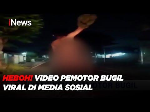 Video Pemotor Bugil Viral Di Media Sosial - INews Malam 01/06