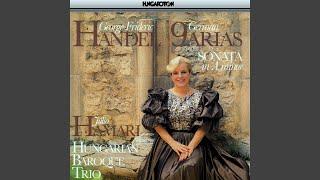 German Aria No. 5, HWV 206: Singe, Seele, Gott zum Preise