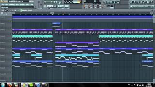 Tinie Tempah - Written In The Stars FL studio