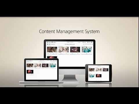 4K/HD Content Management System Promotional Video