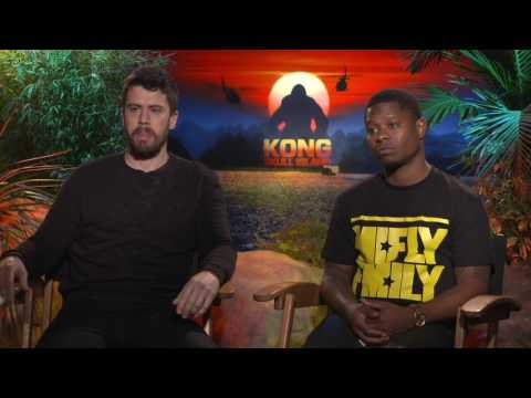 Toby Kebbell and Jason Mitchell: