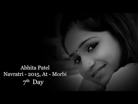 Day-7 Navratri-2015 , Morbi ||By- Abhita Patel.
