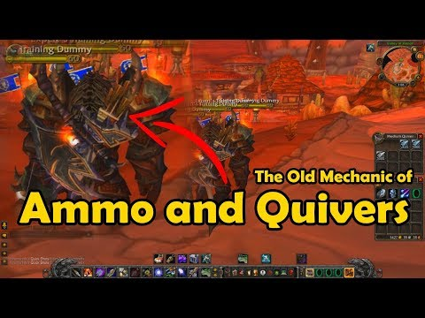 The Old Mechanic of Ammo and Quivers - WCmini Facts