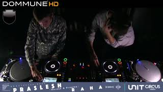Praslesh (Raresh & Praslea) at Dommune | 09.11.2017