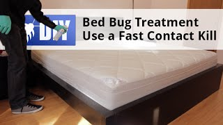 Bed Bug Treatment Step 3D