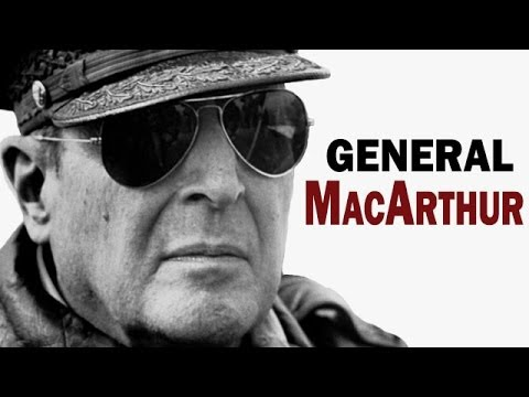Douglas MacArthur - General of the US Army | Biography Documentary