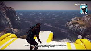 Just Cause 3 The Setup full mission