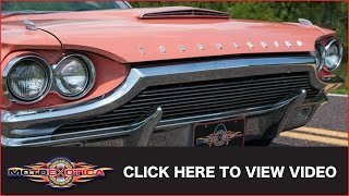 1964 Ford Thunderbird Convertible (SOLD)