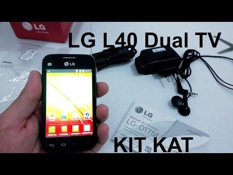 LG L40 Dual TV - O Que Vem na Caixa? [Unboxing Brasil]
