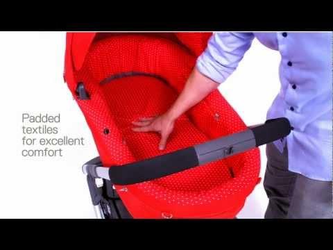 Stokke Crusi Stroller Demo Youtube