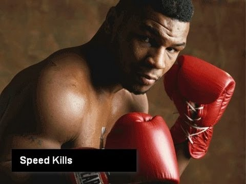 "Tyson 2008 ost music theme  ""Speed Kills"""