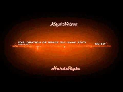 【HD】 COSMIC GATE  Exploration Of Space DJ Isaac Edit
