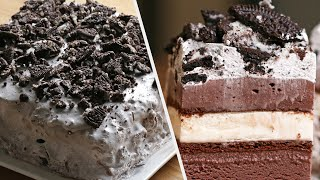 5 Ice Cream Cake Recipes You Need In Your Life Tasty