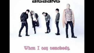 Download Video Big Bang - Somebody to Love (Eng Sub) [Kor. Version] MP3 3GP MP4