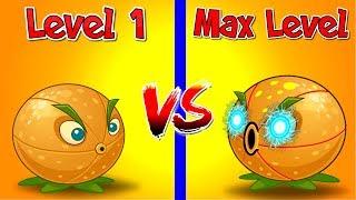 Plants vs Zombies 2 Mod Compare Citron 1 vs Citron Max PVZ 2 Gameplay