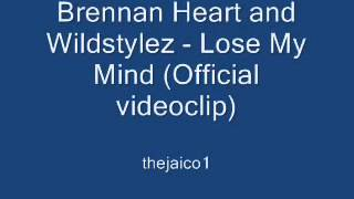 Brennan Heart and Wildstylez   Lose My Mind Official videoclip