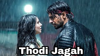 Lyrical: Thodi Jagah Video । Riteish D, Sidharth M, Tara S । ।Arijit Singh । Tanishk Bagchi