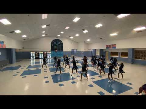 Port Gibson Middle School and High School Cheer Squads