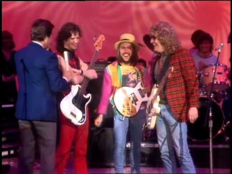 Dick Clark Interviews Slade- American Bandstand 1984