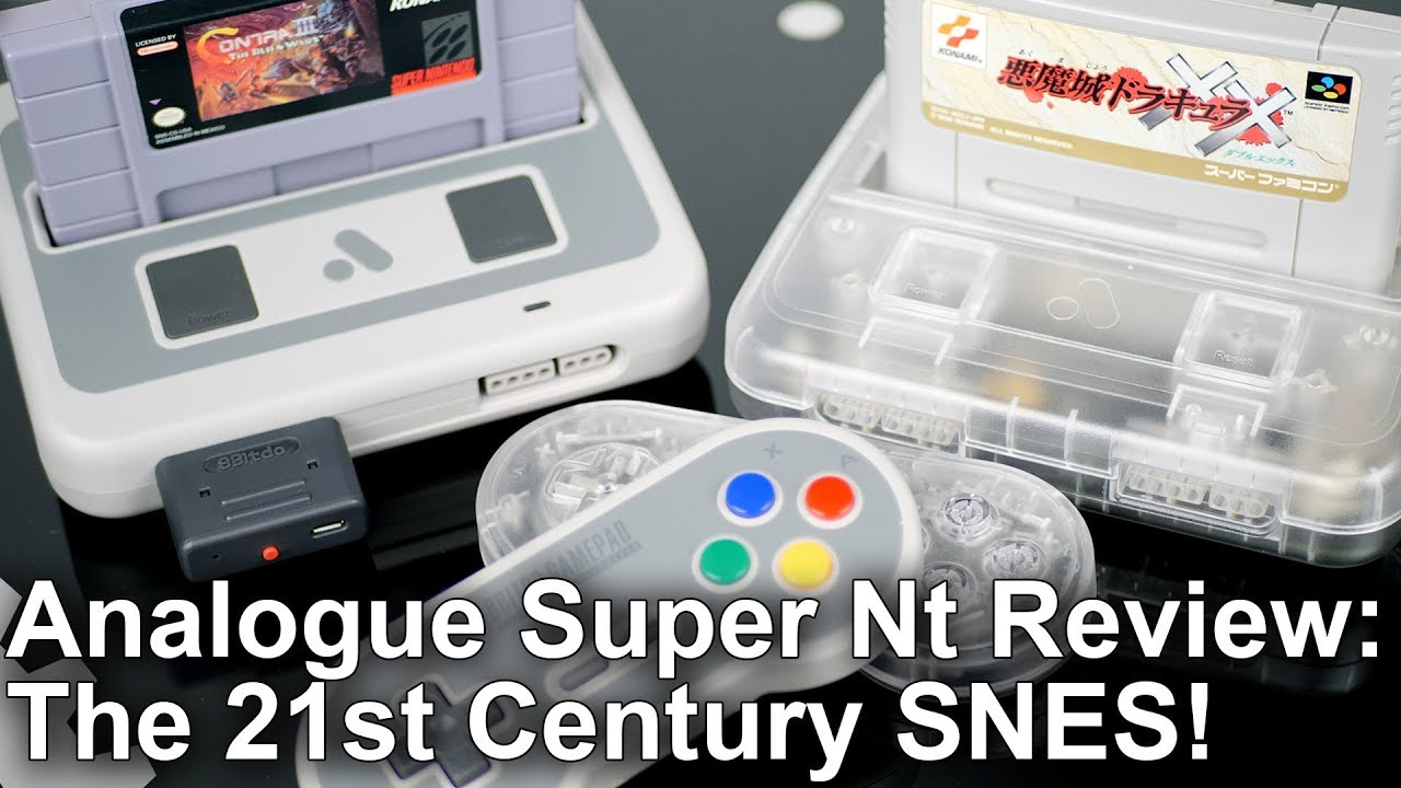 Super Nt review: a SNES for the 21st century • Eurogamer net