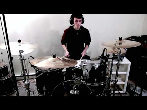 Kiss Me - New Found Glory (Drum Cover) Studio Quality