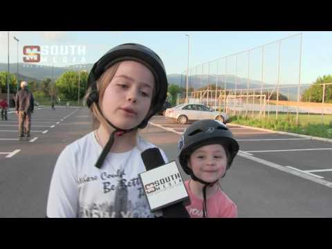 Skijaški snoubord klub Stara planina iz Pirota - trening rolera
