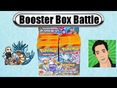 Booster Box Battle: Plasma Blast - VS LeonHart