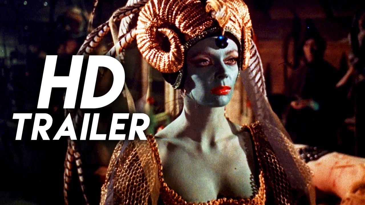The Crimson Cult (1968) ORIGINAL TRAILER [HD 1080p]