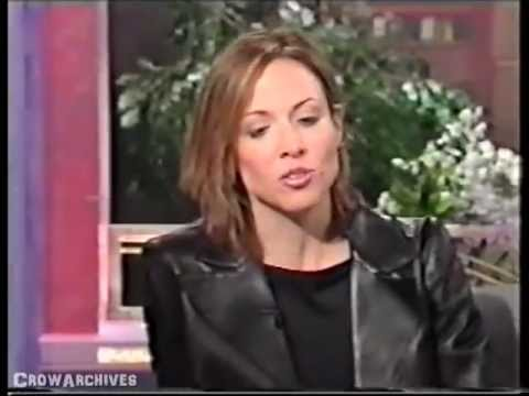 "Sheryl Crow on Midday with Kerri-Anne (""My Favorite Mistake"" + Interview)"