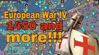 Mod Review European war 4 :Part 2 mod