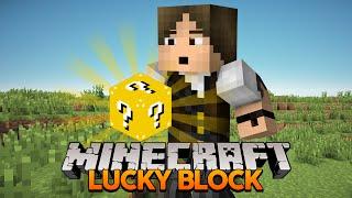 Minecraft Lucky Block: Arena da Sobrevivência!