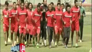 استعدادت بلدية المحلة والرجاء للمباريات الحاسمه المتبقية في دوري القسم الثاني