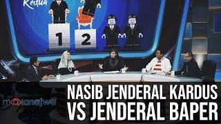 Video Mata Najwa Part 6 - Drama Orang Kedua: Nasib Jenderal Kardus vs Jenderal Baper download MP3, 3GP, MP4, WEBM, AVI, FLV September 2018