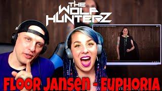 Floor Jansen - Euphoria (Beste Zangers Songfestival) THE WOLF HUNTERZ Reactions