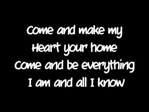 Download My Heart Your Home - Watermark (Lyrics)