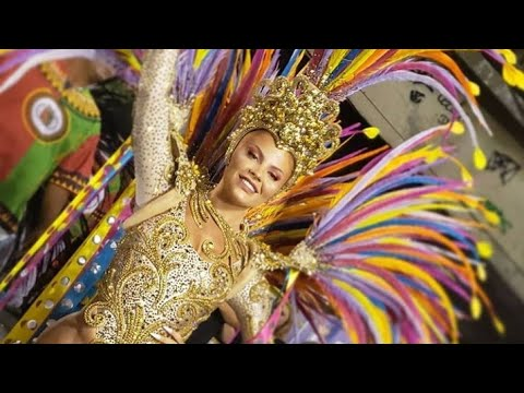🎉 Carnaval 2020 🎉  Luisa Sonza - Musa da Grande Rio
