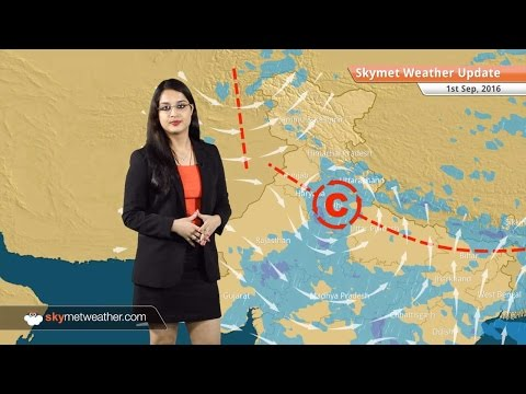 Weather Forecast for Sep 1: Monsoon rains in Delhi, Bangalore, Hyderabad, Chennai