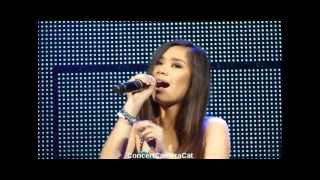 "JESSICA SANCHEZ ""How Come You Don"