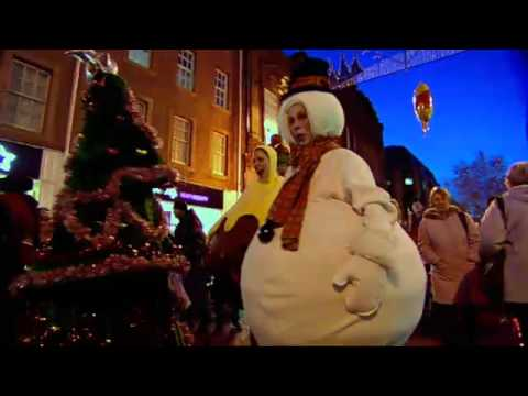 Perth City  Winter TV Ad 2013