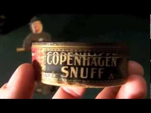 Antique Copenhagen Snuff