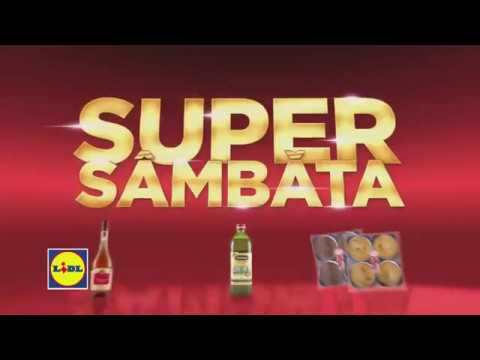 Super Sambata la Lidl • 19 August 2017