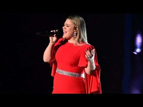 FULL Kelly Clarkson performs Fancy in tribute to Reba McEntire at 41st Kennedy Center Honors 2018