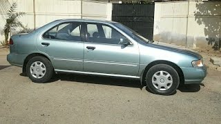 Nissan Sunny 1998 | In-Depth Review | Price, Features & Test Drive | Urdu